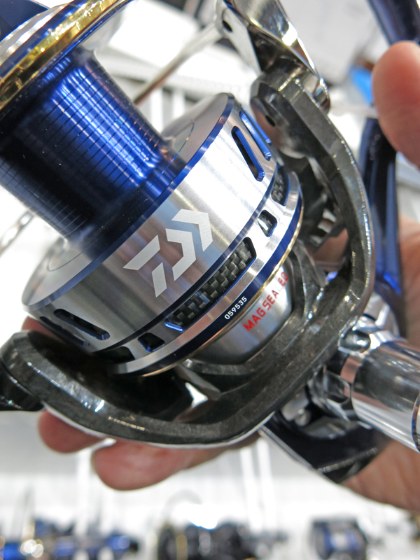 Daiwa Expediton Spool